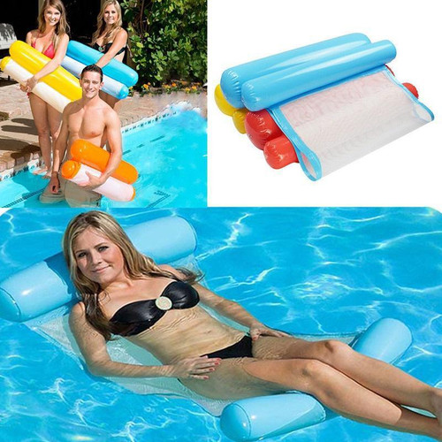 Water Hammock Inflatable Air Mattress