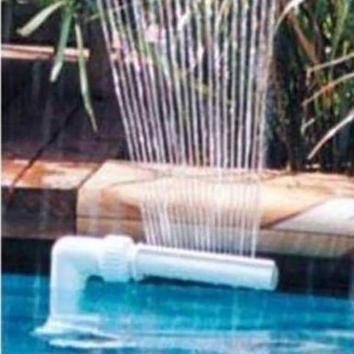 Swimming Pool Waterfall Fountain Kit