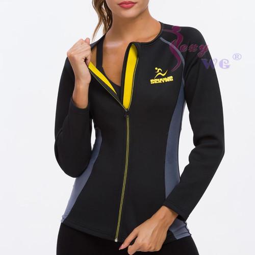 Body Shaper Fitness Tight Women's Neoprene Sauna Suit Waist