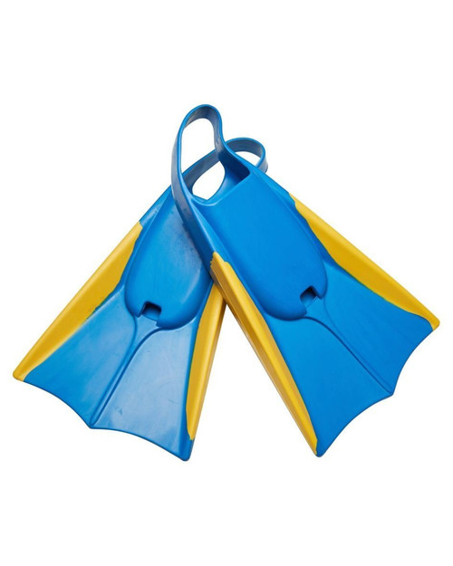 DORSAL Bodyboard Floating Swimfins (Flippers) Blue