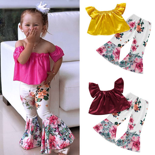 Baby girl's clothing 2pc set