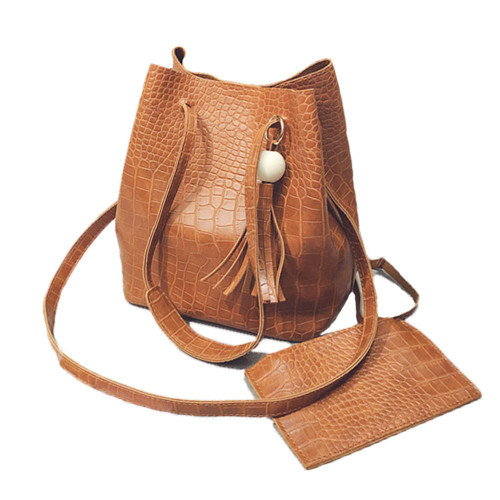 Women's Vegan Leather Shoulder Bag