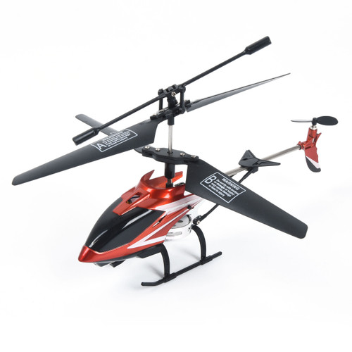 3.5 Channel R/C Metal Helicopter, Sky A107G, Adult/Kids; LED