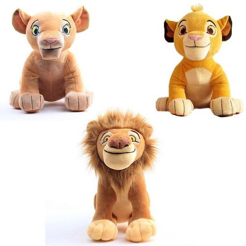 The Lion King Simba Nana Mufasa Plush Doll Toys