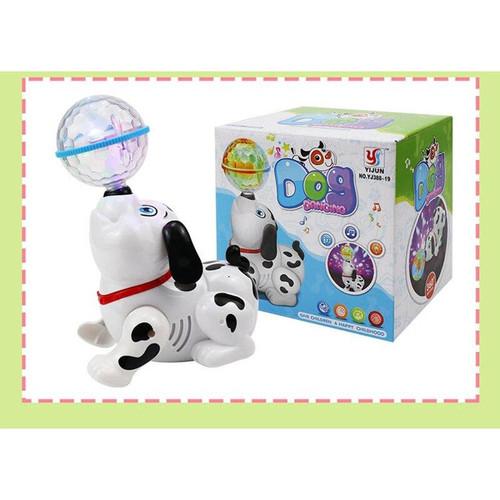 Music Smart Robot Kids Light Toys