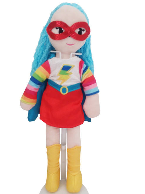 Supergirl the Rag Doll Baby Doll