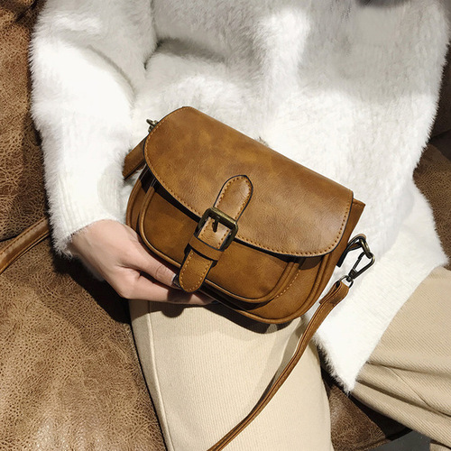 Luxury handbags in a Designer Leather