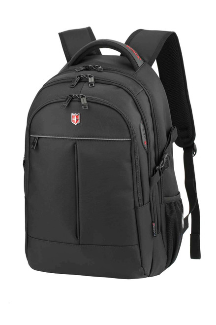 Laptop Backpack in Black