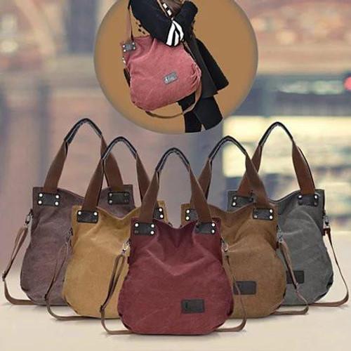 Gypsy Soul Canvas Handbag