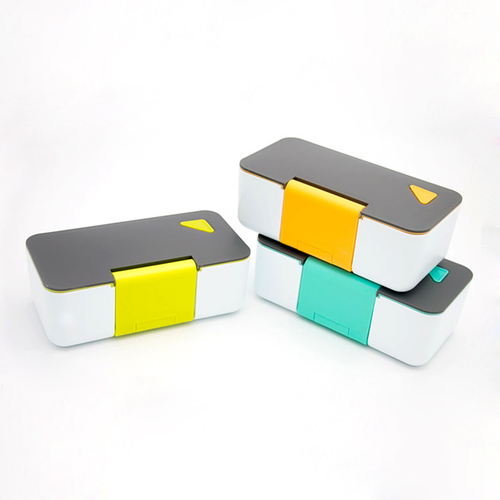 Minimalist Compact Lunch Box