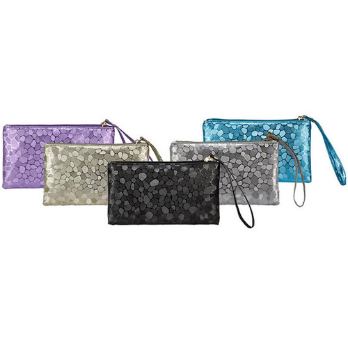Women's Coin Purse shiny pattern colors variety