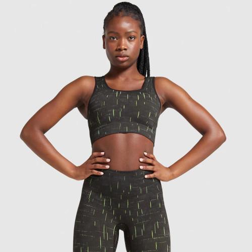 Fluorescence Seamless Yoga Suit Fashion Workout Push Up