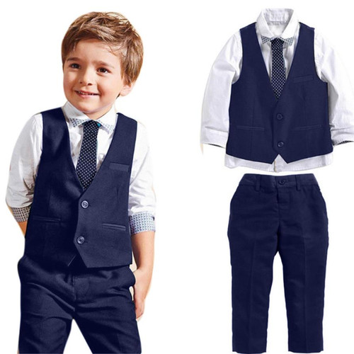 Baby Boys Gentleman Wedding Suits