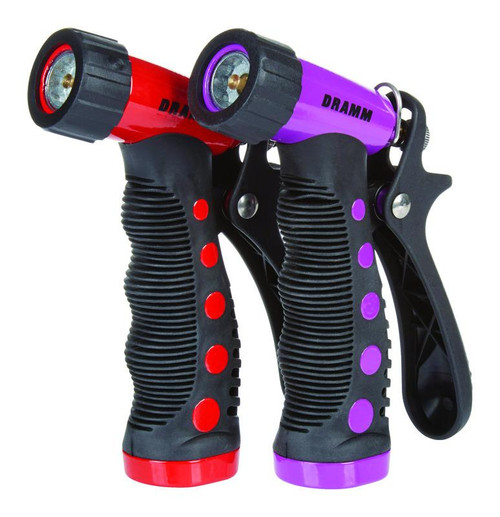 Dramm Touch N Flow/Pistol 1 pattern Adjustable Spray  Metal Nozzle