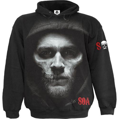 JAX SKULL - Sons of Anarchy Hoody Black