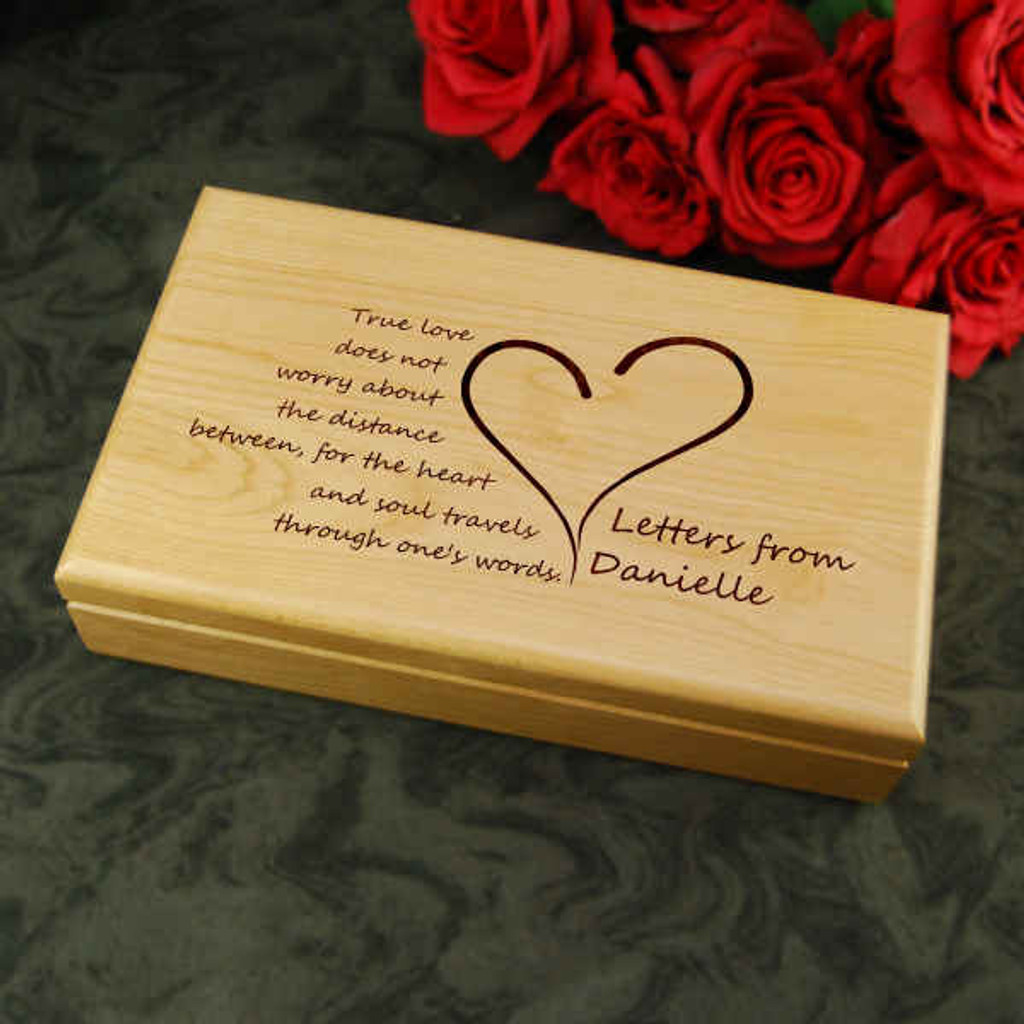 True Love Letters Box