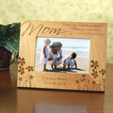 Always Being There Personalized Picture Frame for Mom