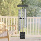 Gentle Breeze Angel's Arms Sympathy Wind Chime