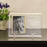 Our Best Friend Pet Memorial Frame