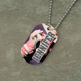 Personalized Gymnastics Dog Tag