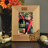 Varsity Personalized Cheer leading Frame