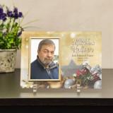 Merry Christmas in Heaven Memorial Frame