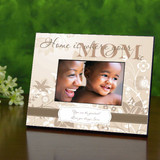 Home is Where Mom is Personalized Frame