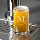 Monogram Personalized Beer Mug