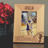 Varsity Personalized Volleyball Picture Frame