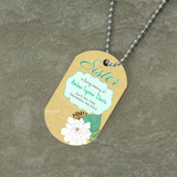 My Beautiful Sister Memorial Dog Tag