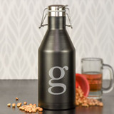 Initial Personalized Growler