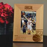 Varsity Personalized Basketball Frame