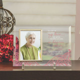 Reunited Personalized Memorial Picture Frame