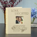 Love Laughter Personalized Photo Album