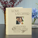 Love Laughter Personalized Photo Album