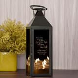 Your Memories Burn Bright Memorial Lantern