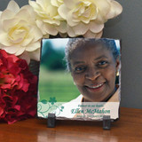 Remembering Her Personalized Memorial Plaque