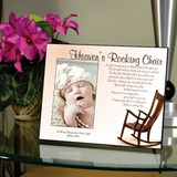 Heavens Rocking Chair Memory Frame