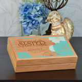 Memories of you, Sister Keepsake Box
