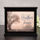 Brother Remembered Memorial Light Box
