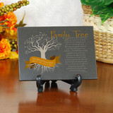 Family Tree Personalized Memorial Plaque
