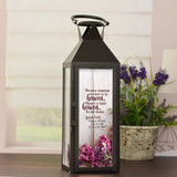 Heaven in Our Home Personalized Memorial Lantern
