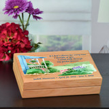 Garden of Thoughts Keepsake Box