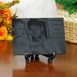 Personalized Stone Memorial Plaque