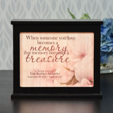 Your Memory is a Treasure Light Box