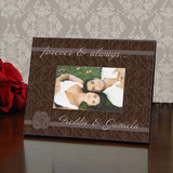 Forever & Always Personalized Couples Frame