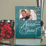 New Couple Personalized Picture Frame