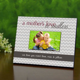 A Mothers Love Personalized Picture Frame
