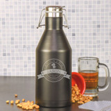 Top Shelf Groomsman Personalized Growler