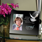 Without you personalized memorial frame